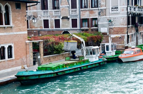 Garbage Collection in Venice
